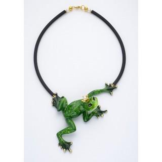 Collier 10009 Froschkönig