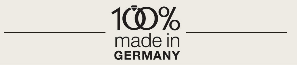trauringe aus deutschland - made in germany